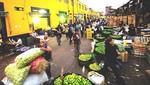 Municipalidad de Lima inicia hoy traslado de vendedores de La Parada