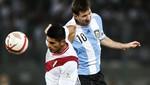 Carlos Zambrano desmintió haber insultado a Messi e Higuaín