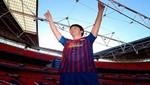 Lionel Messi fue inmortalizado en una estatua de cera [FOTOS]