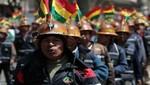[Bolivia] Mineros asalariados exigen nacionalización y abren crisis política nacional