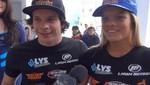 Combate: Mario Hart y Alejandra Baigorria, juntos en Caminos del Inca 2012 [VIDEO]