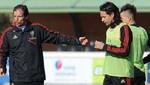 Prensa italiana afirma que Filippo Inzaghi y DT de Milan se pelearon