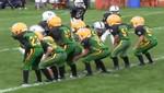Fútbol americano: Increíble anotación de niño de 8 años arrasa en Youtube [VIDEO]