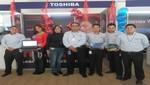 Toshiba presentó novedades en Intcomexpo Perú 2012