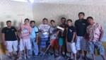 [Piura] Jóvenes líderes de Sullana realizaron jornada de limpieza y pintado en asentamiento humano Villa Primavera