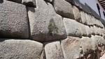 Cusco: muro Inca apareció con mensajes pintados [VIDEO]
