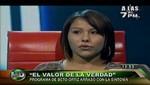 Frecuencia Latina se pronuncia por muerte de Ruth Thalia Sayas Sánchez