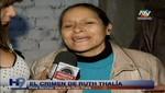 Madre de Ruth Sayas: Me arrepiento de haber ido a El valor de la verdad [VIDEO]