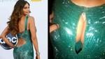 Vestido de Sofía Vergara se rompió en los Emmy