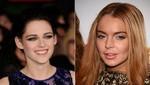 Kristen Stewart y Lindsay Lohan disfrutan de la soledad