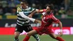 Con André Carrillo: Sporting de Lisboa venció 2-1 a Gil Vicente