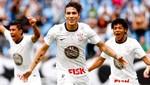 Paolo Guerrero: Tengo una gran sensación tras anotar mi primer gol con el Corinthians
