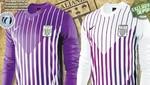 Conozca cómo será la camiseta 'blanquimorada' de Alianza Lima