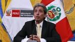 Ministro Pulgar-Vidal viajará a  Colombia para participar  en Derecho del Medio Ambiente