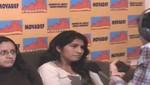 Marisol Espinoza pidió utilizar las redes sociales para  luchar contra el Movadef [VIDEOS]