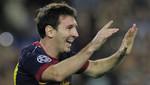 Lionel Messi se convierte en el máximo goleador del 2012 en partidos internacionales