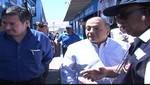 Ministro de Agricultura inspeccionó puesto de control del Senasa en Moquegua