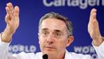 Álvaro Uribe: no se puede convertir a narcoterroristas en ángeles