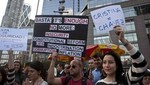 Argentina: Cristina Fernández sigue escuchando cacerolazos en Nueva York [VIDEO]