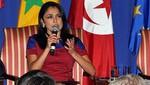 Nadine Heredia: No puedo postular para las elecciones del 2016 porque hay una ley que lo impide [VIDEO]