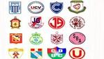 Descentralizado 2012: Programación de la fecha 36 del torneo