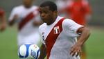 Wilmer Aguirre: Aún tengo una deuda con la selección peruana