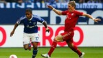 Jefferson Farfán se lesionó y no jugará por el Schalke 04 este fin de semana
