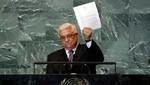 Palestina busca ser reconocida como Estado ante la ONU