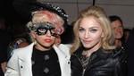 Lady Gaga le dijo no a Madonna