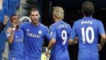 Premier League: Chelsea venció 2-1 al Arsenal y se consolida como líder del torneo