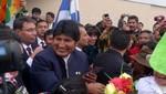 Bolivia tiene el deseo de  tener una alianza profunda con los países árabes