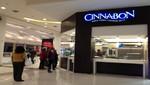 Cinnabon inaugura tercera sucursal : Incursiona en Lima Este y abre nuevo local en Mall Aventura Plaza Santa Anita