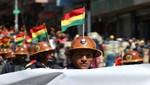 [Bolivia] El proletariado minero sin brújula