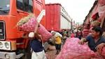 Camiones abastecedores están prohibidos de entrar al Mercado de La Parada [VIDEO]