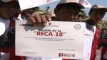 Programa Beca 18 inicia inscripción de becas para Honduras
