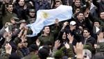Las Fuerzas Armadas de Argentina salen a las calles para reclamar un aumento salarial [VIDEO]