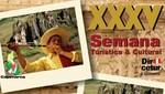 XXXV Semana Turística y Cultural en Cajamarca