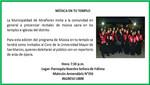 [Agenda Cultural de Miraflores] Música en tu Templo - 10 de octubre de 2012