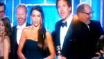 Modern Family 'mejor serie de televisión' en los Globos de Oro 2012 (video)