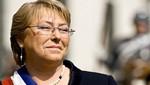 Michelle Bachelet: 'Revueltas árabes marcaron un modelo en el mundo'