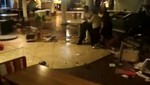 Video: Vea el instante preciso del choque del crucero Costa Concordia