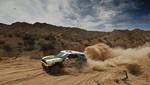 Etienne Lavigne sobre el Dakar 2012: 'Fue la más complicada de las corridas en Sudamérica'