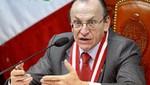 Peláez pide a JNE reflexionar y rechazar inscripción del Movadef