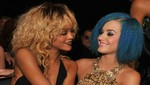 Rihanna celebra su cumpleaños con Katy Perry