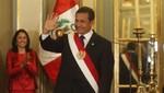 Presidente Ollanta Humala encabezó nueva sesión del Consejo de Ministros
