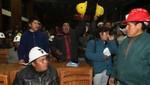 Suspende paro minero en Puno tras acuerdo con el Gobierno