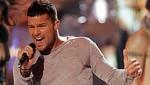 Ricky Martin confesó que un hombre le rompió el corazón