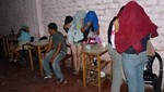 Niños fueron rescatados de prostíbulos en el VRAE