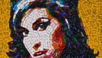 Amy Winehouse inmortalizada por Jason Mecier