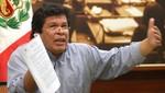 Congresista Benítez acusa a Alan García de indultar a delincuentes y narcotraficantes